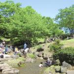 麻生スポーツセンター 健康ウォーク「公園巡りコース」