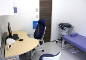 おおたクリニック 診療室